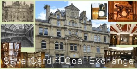 cardiff coal exchange