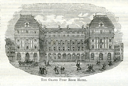The Grand Pump Room Hotel