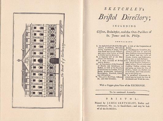 Sketchleys 1775